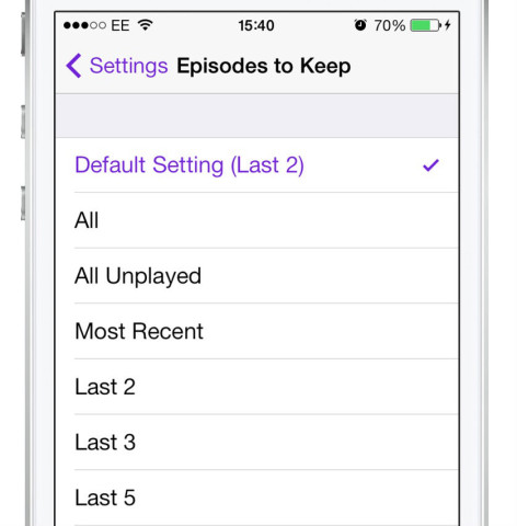 podcasts 3 WP
