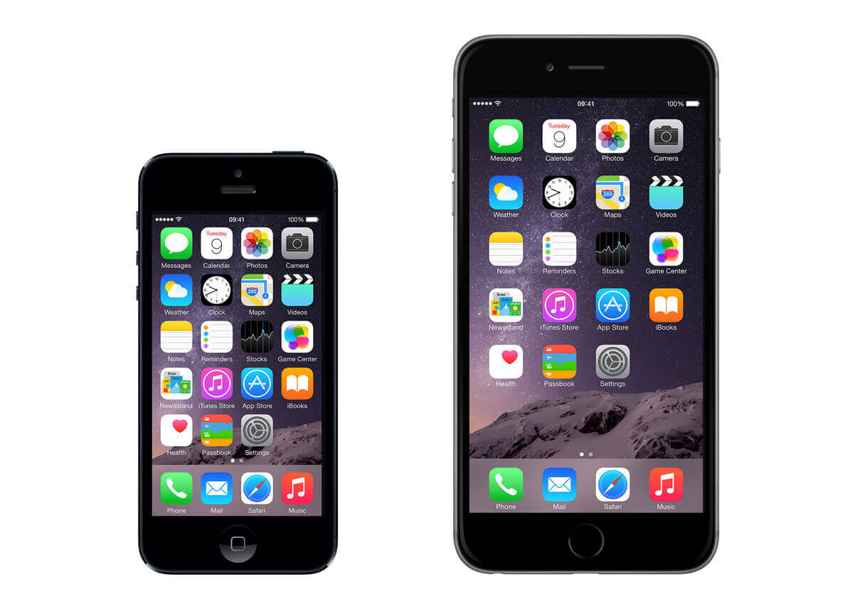 The iPhone 6 Plus is not a small phone by any stretch of the imagination.