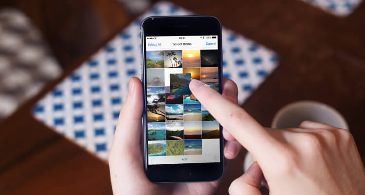 Guide: How to reorder photos in an album on the iPhone | iOS