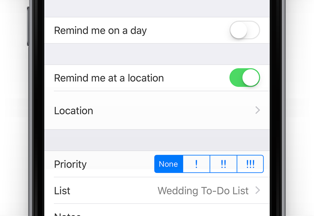 location-based-reminders