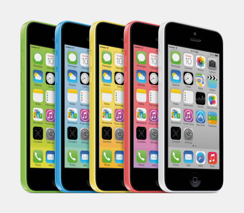 It is thought that the 5c did not sell as well as Apple had hoped