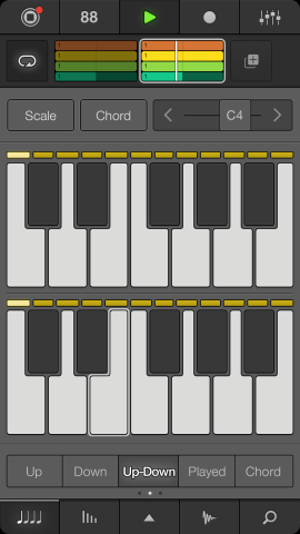 The new arp function.