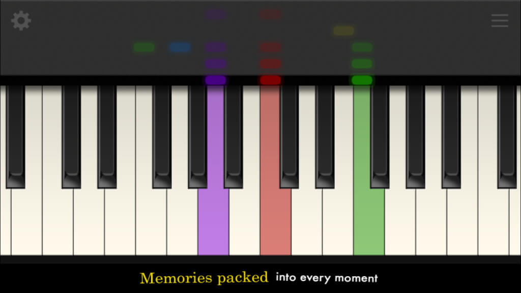 Tiny Piano for iPhone