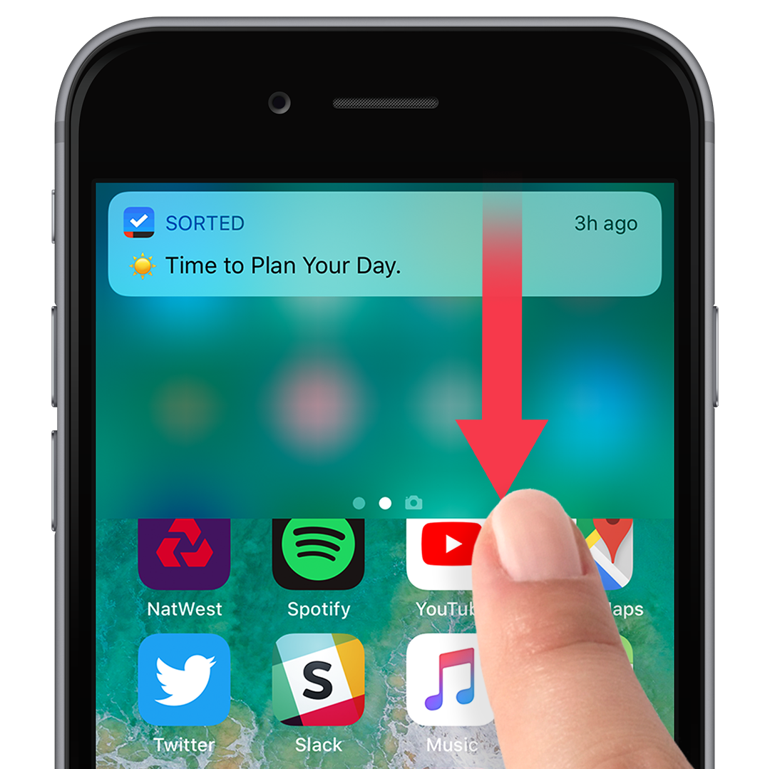 Cover Sheet: see all your notifications | iOS 11 Guide