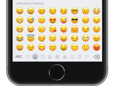 The evolution of emoji what 39 s new and what 39 s next for for Farcical oed