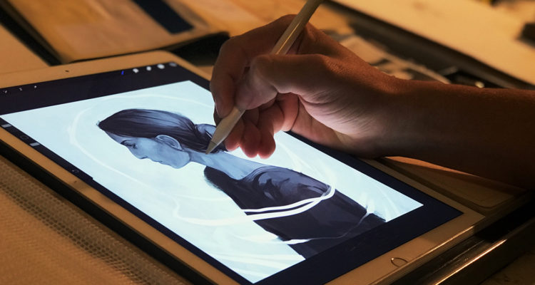 Drawing Straight Lines With Procreate : Procreate pro tips to improve your illustrations tapsmart