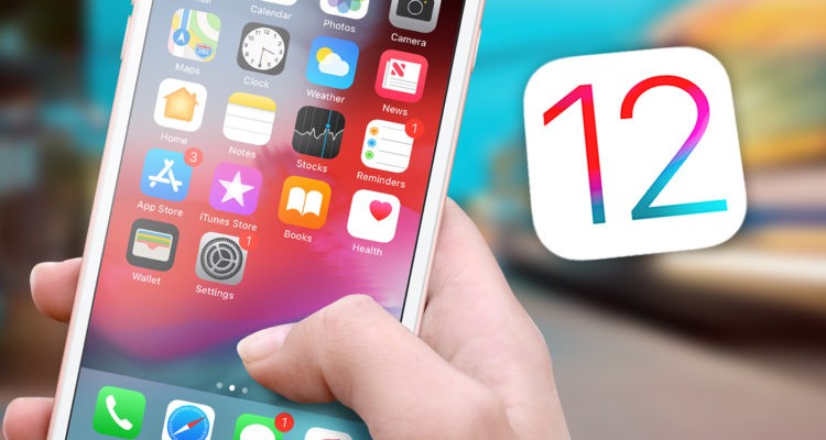 iOS 12 adoption: record high update levels of over 75