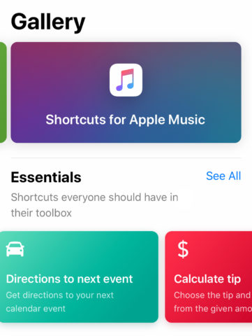 Siri Shortcuts: save time with custom commands and widgets - TapSmart